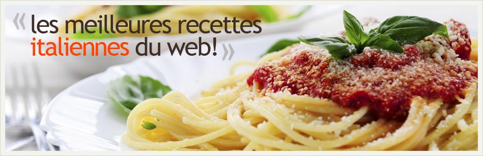 Cuisine italie recettes de cuisine italienne - Cuisine de marque italienne ...